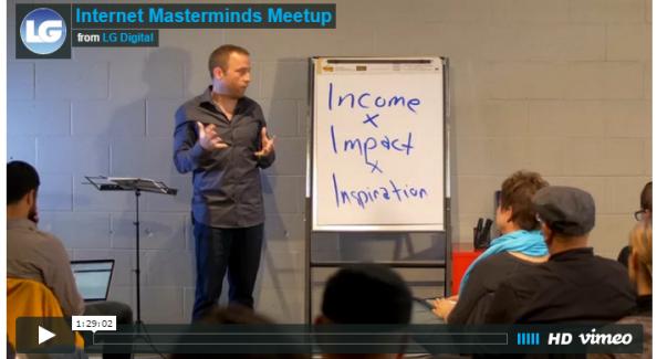 Internet Masterminds Meetup